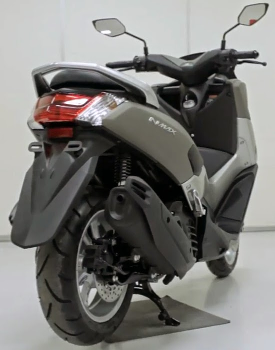 Fitur Andalan Yamaha NMAX 155 ABS