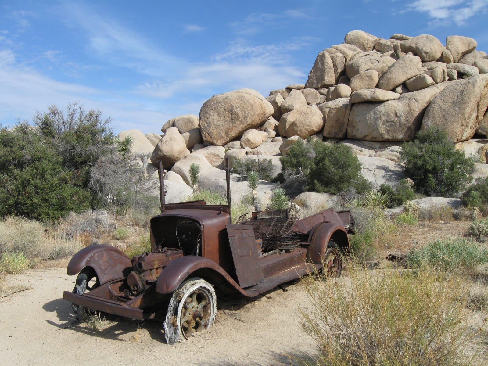 Cynthia's Hi-Desert Blog: Wall Street Mill