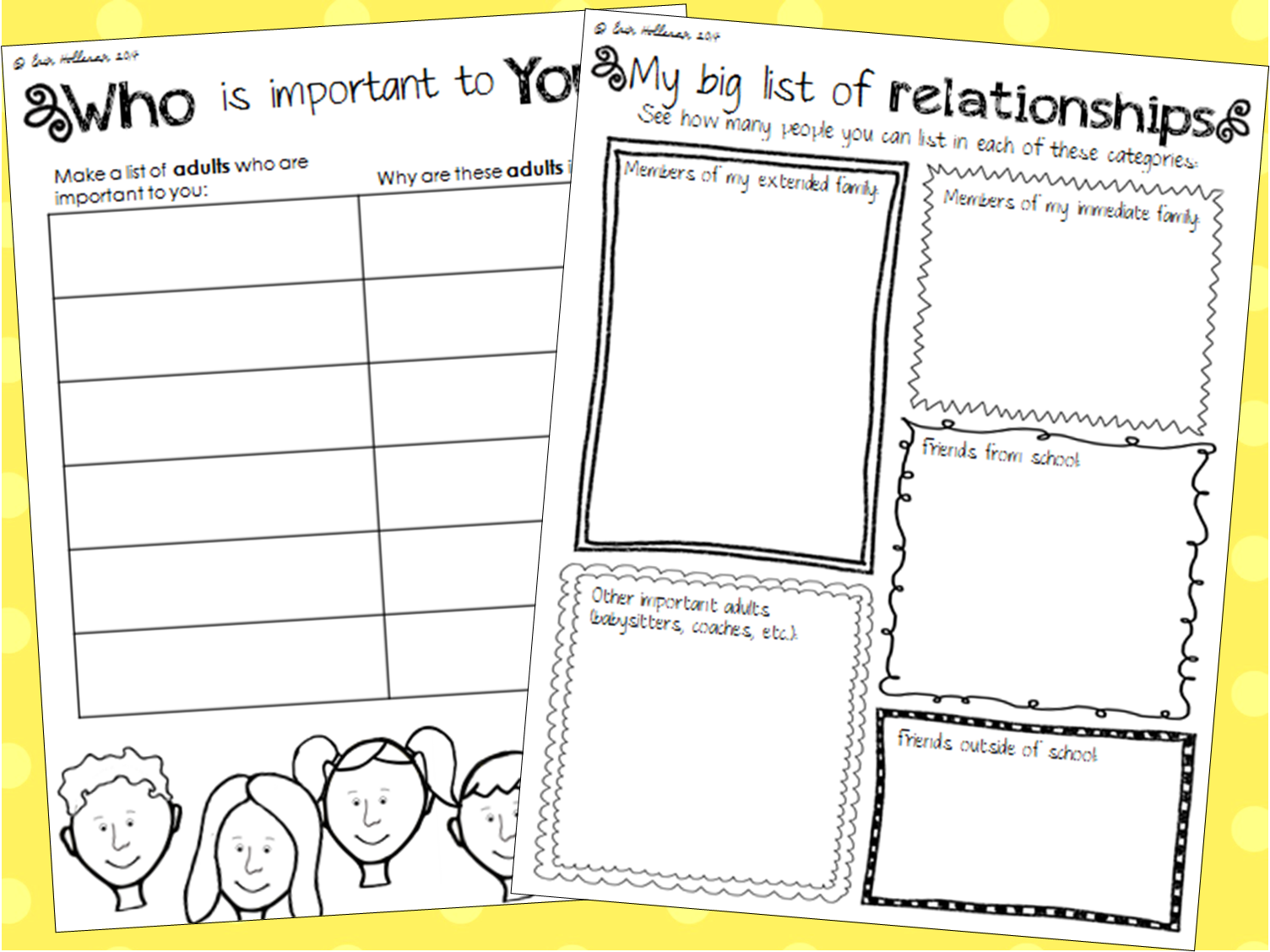 100+ [ Worksheets On Family Relationships ] | Faith Library ...