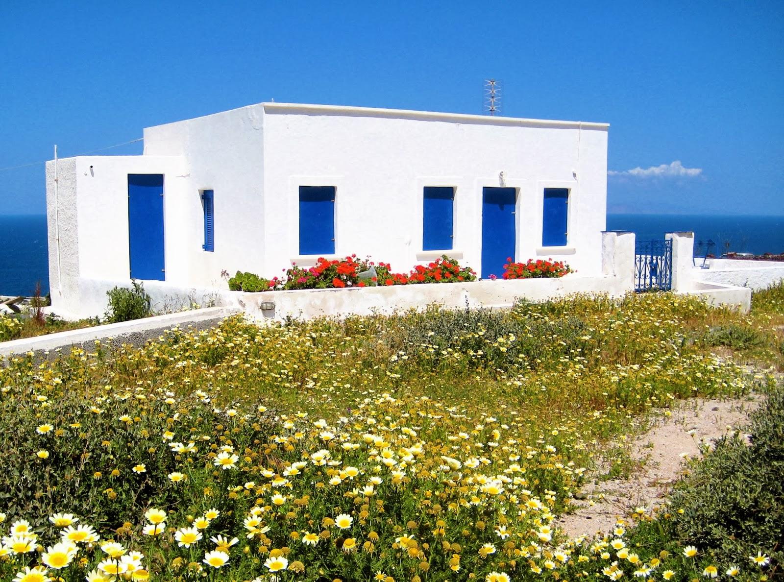 Greece; European Facades