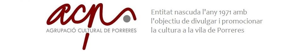 Agrupació Cultural de Porreres