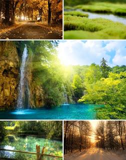 Природа, пейзаж, фото