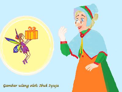 cerita dongeng: Hadiah yang tak terpikirkan