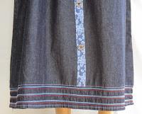 Skirt Jeans Murah RM326-4