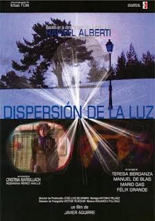 cartel largo Dispersión de la Luz