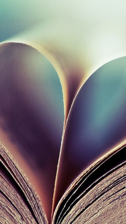 Iphone wallpaper high quality - Iphone 5 Hq Wallpapers Love Book In Heart Shape Iphone 5