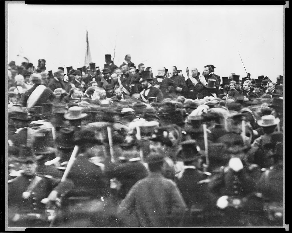 On This Day In Military History The Gettysburg Address 1863