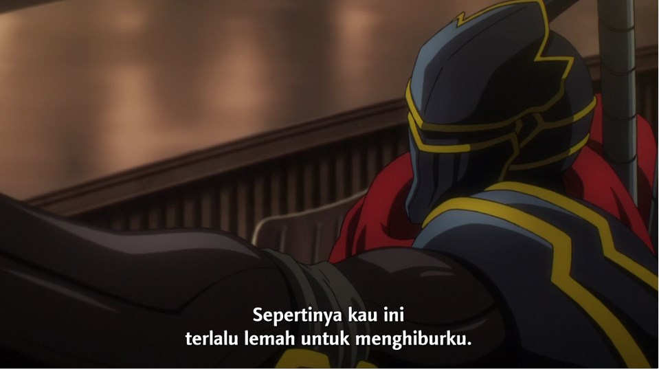 Overlord Episode 5 Subtitle Indonesia