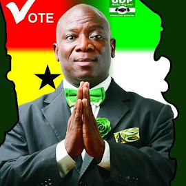 Vote For Dr Yaw Kumey for President of Ghana Nov 2016
