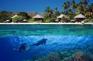 Wisata Bahari di Wakatobi Island
