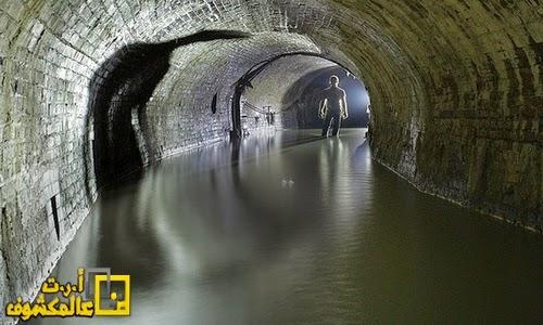 نهر الأسطول - نهر مذهل في باطن الأرض من لندن