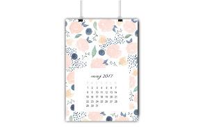 Kalendarz na maj