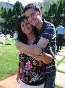 Minha mãe e meu filho Felipe