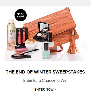 March Sweepstakes