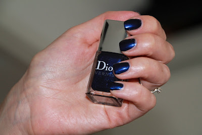dior vernis blue tie collection automne 2011 tuxedo 908 test avis essai blog swatch id=