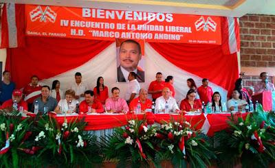 politica de Honduras,partido liberal de Honsduras