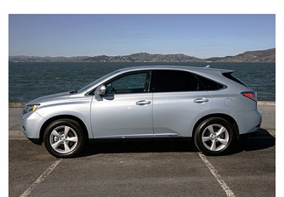Lexus RX 450h Wallpaper Gallery