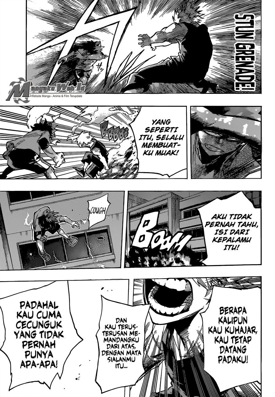 Boku no Hero Academia Chapter 119-11