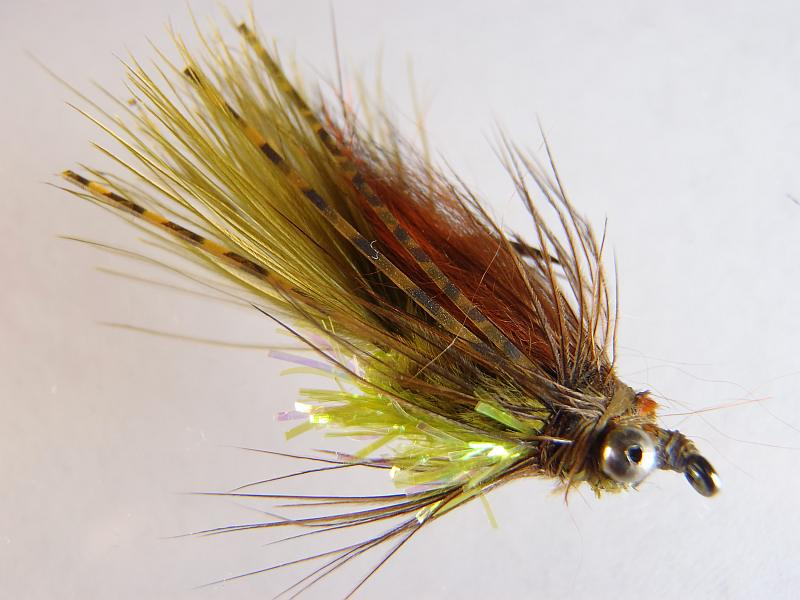 John Jensen's Rubber Lipstick Carp Fly