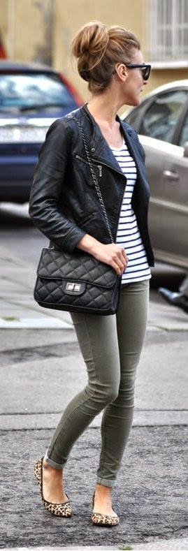 Classic Fall + Winter Street Outfit Ideas