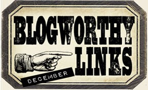 Jeg er på Tim Holtz blogworthy liste dec. 2013
