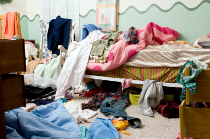 Messy Teen Rooms 84
