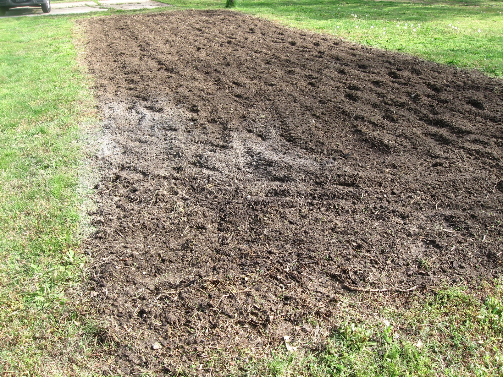 kentucky fried garden garden tilled go and preparing