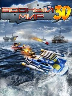 Jogo para Celular Battle Boats 3D 240×320