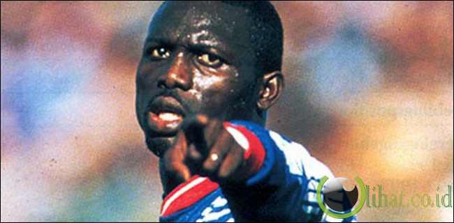 George Weah (Liberia)