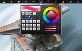 Autodesk SketchBook Pro for Android released