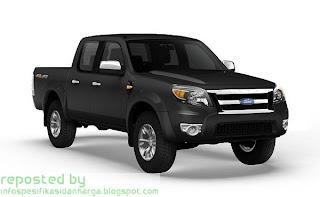 Harga All New Ford Ranger Mobil Terbaru 2012