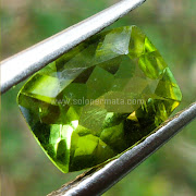 Batu Permata Green Peridot - SP894
