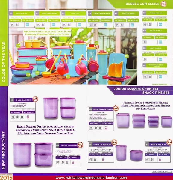 TULIP NEW - Katalog Twin Tulipware 2015