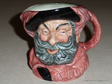 Royal Doulton Toby Jug Falstaff D6385