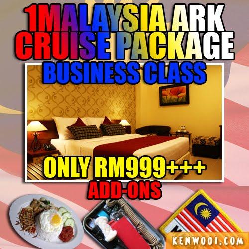1malaysia ark business class