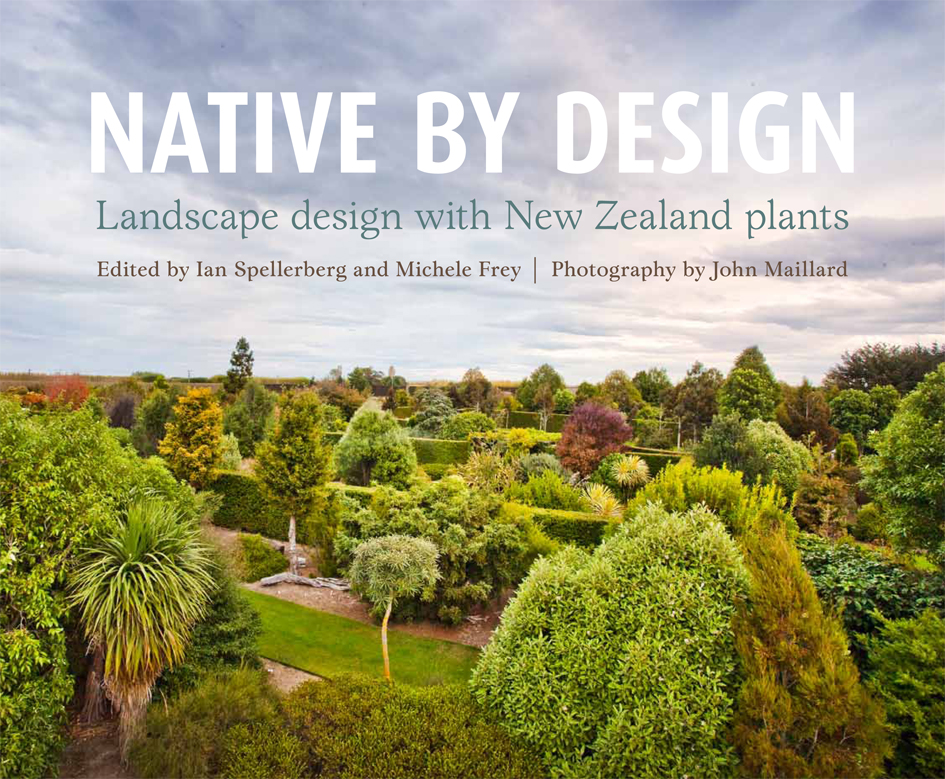 29 creative garden design books nz for Landscape design books