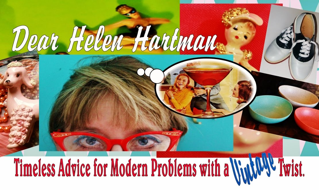 Dear Helen Hartman