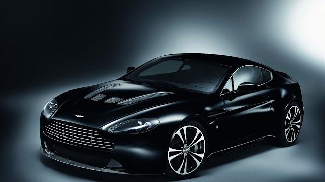 Aston Martin Black Carbon Special Edition