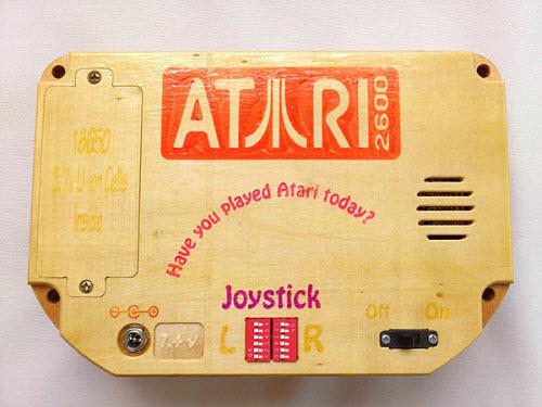 Atari 2600 portable: Sólo para nostálgicos!