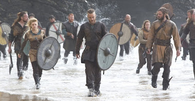 Vikings TV Series on History Channel