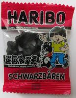 Schwarzbären (Haribo Partymix)