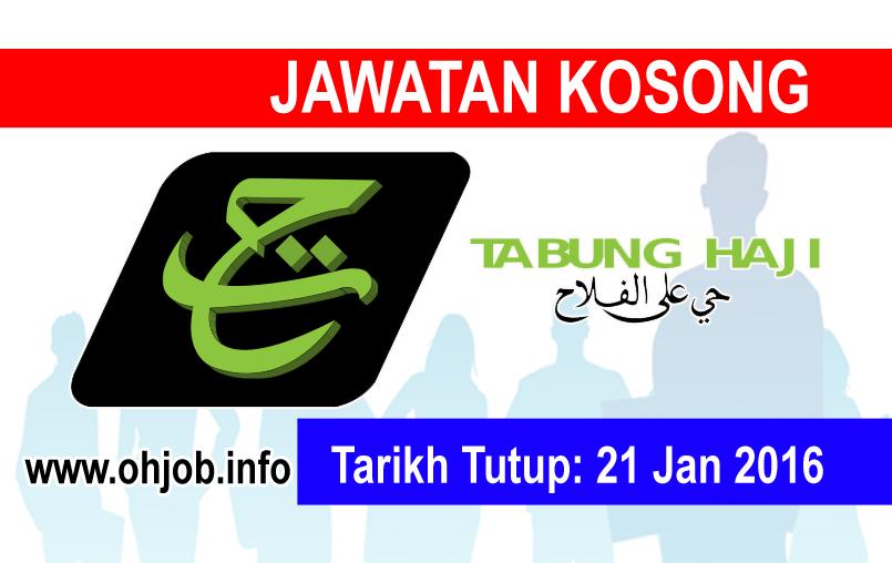 Jawatan Kerja Kosong Tabung Haji Properties (TH) logo www.ohjob.info januari 2016