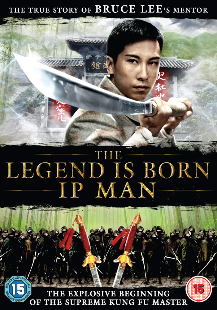 Movies The Legend Is Born: Ip Man (2010)