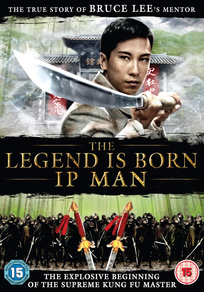 The Legend Is Born: Ip Man (2010)
