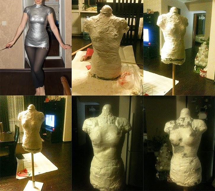 Создать манекен своими руками 11