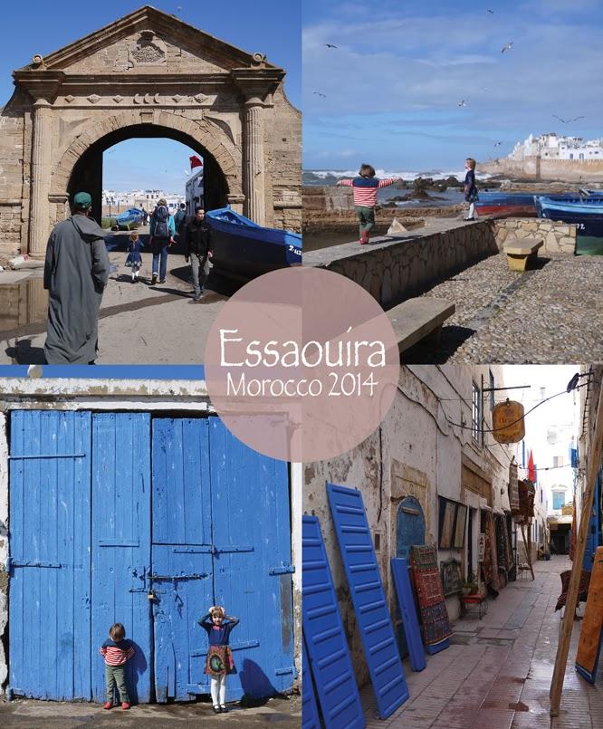 Our trip to Morocco 2014, Essaouira. By Alexis At www.somethingimade.co.uk
