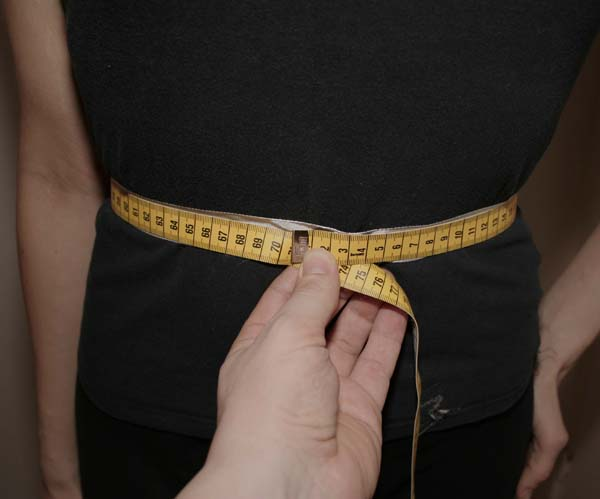 While using a tape measure is typically the easiest way to measure yourself, it is not the only way to take your measurements. If you don't have a tape measure, you can measure yourself using a piece of string and a ruler, yardstick, dollar bill or even your own hand.