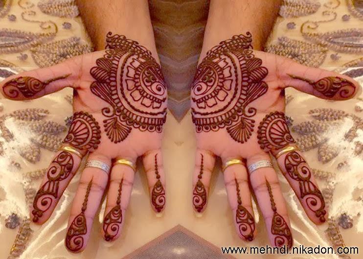 Cool Mehndi Patterns : Best mehndi designs cool arabic images