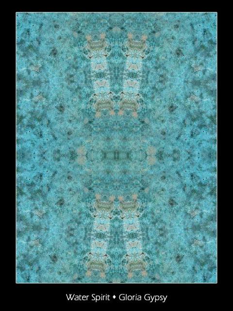 Water Spirit by Gloria Gypsy