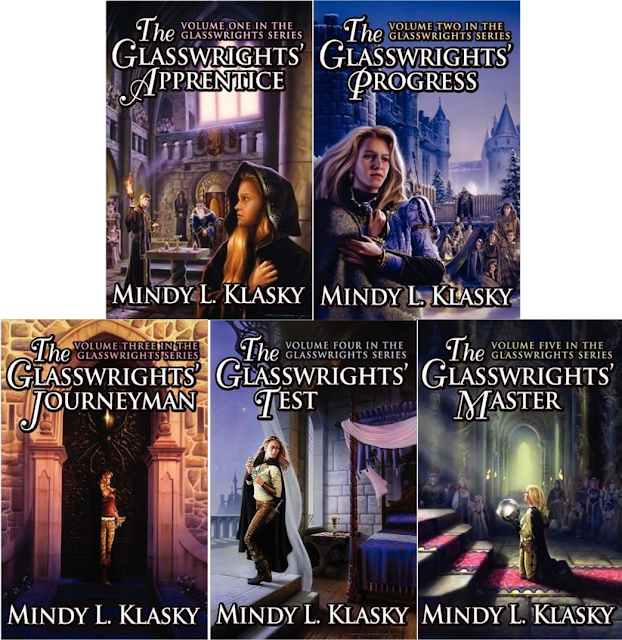Glasswrights' Guild by Mindy L. Klasky